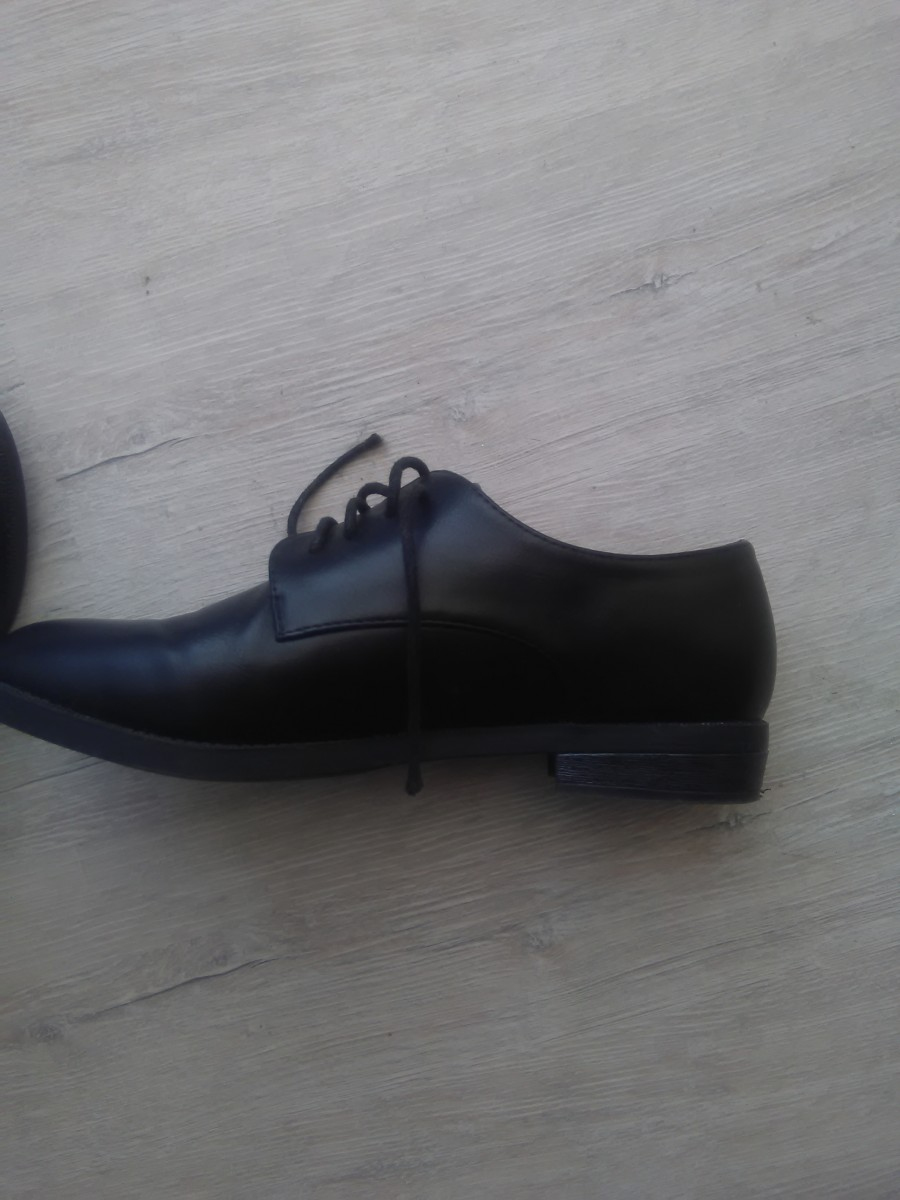 туфли женские на шнуровке