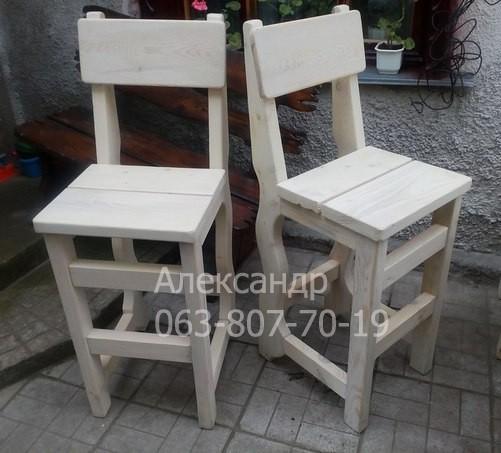 Барный стул №1 ( барные стулья ) деревянные ( из дерева )
