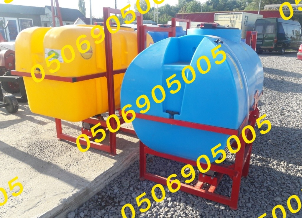 Штанговый навесной опрыскиватель (ОП 600-800 л)