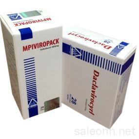 Купить  Виропак + Даклатасвир можно недорого здесь
