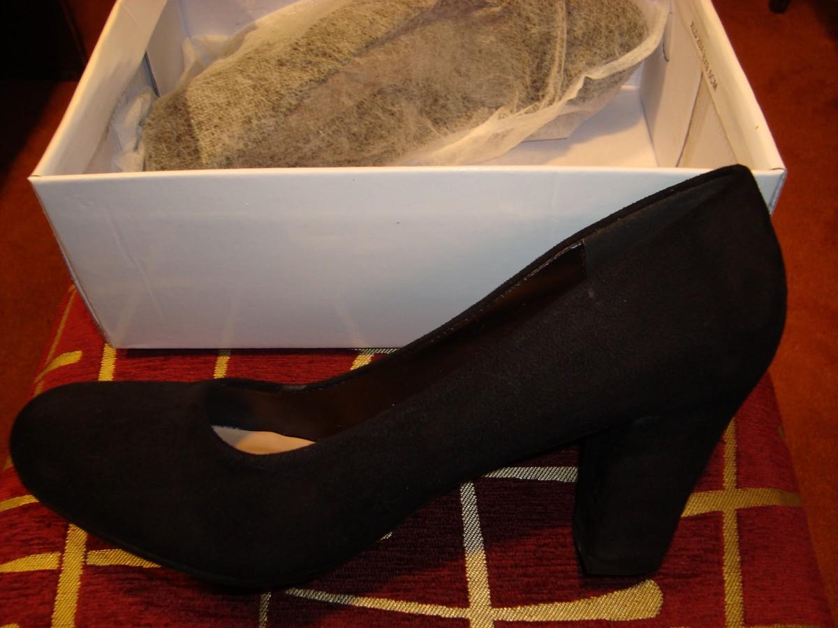Женские туфли 37 р.