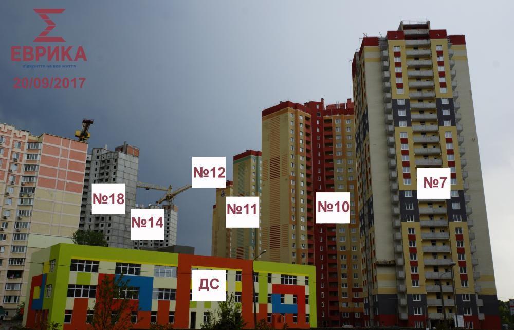 1-к квартира ЖК