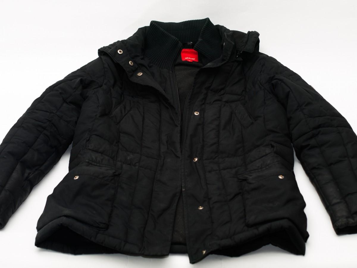 Женская куртка S.Oliver женский пуховик парка зима