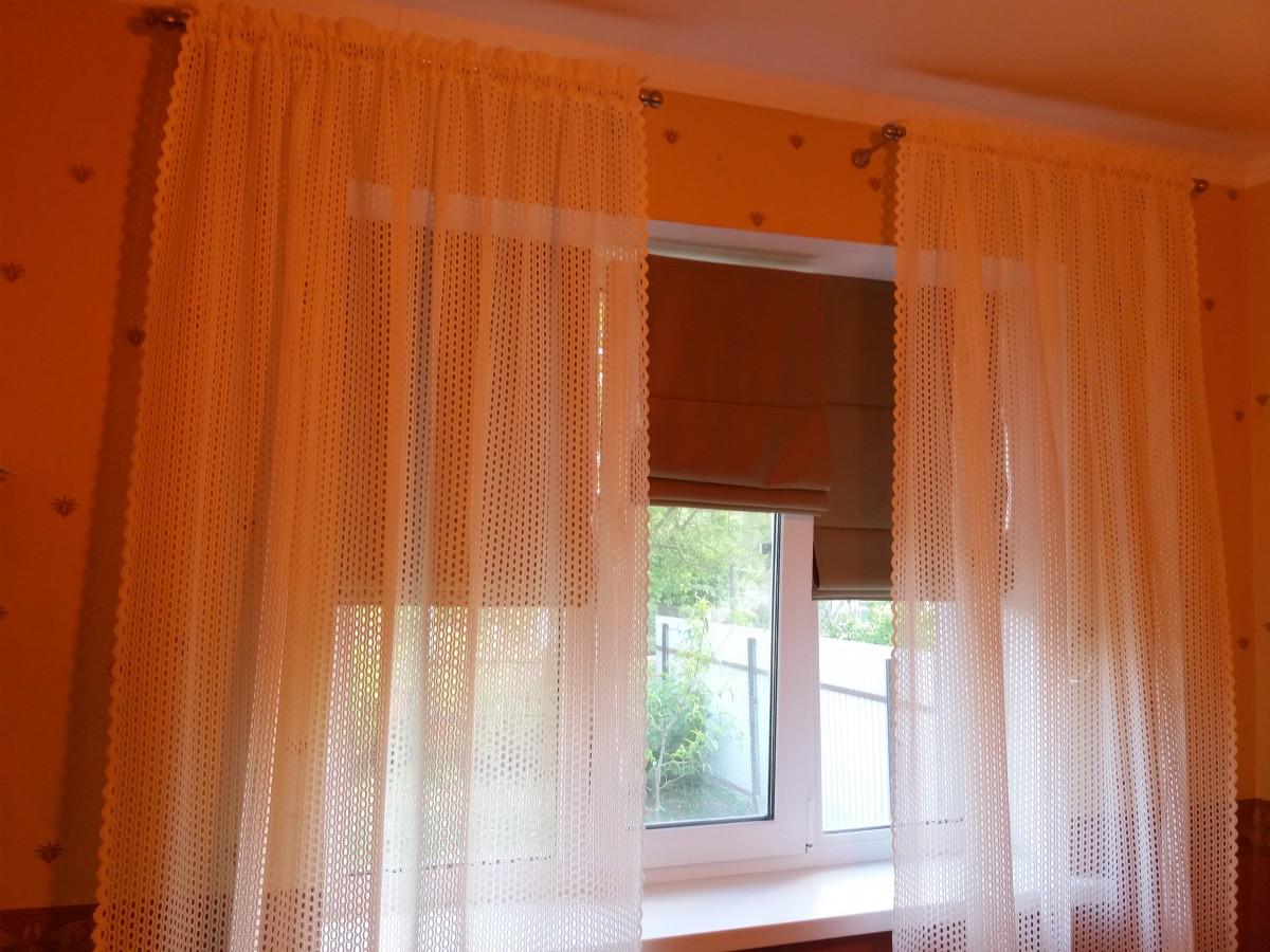 римские карнизы шторы