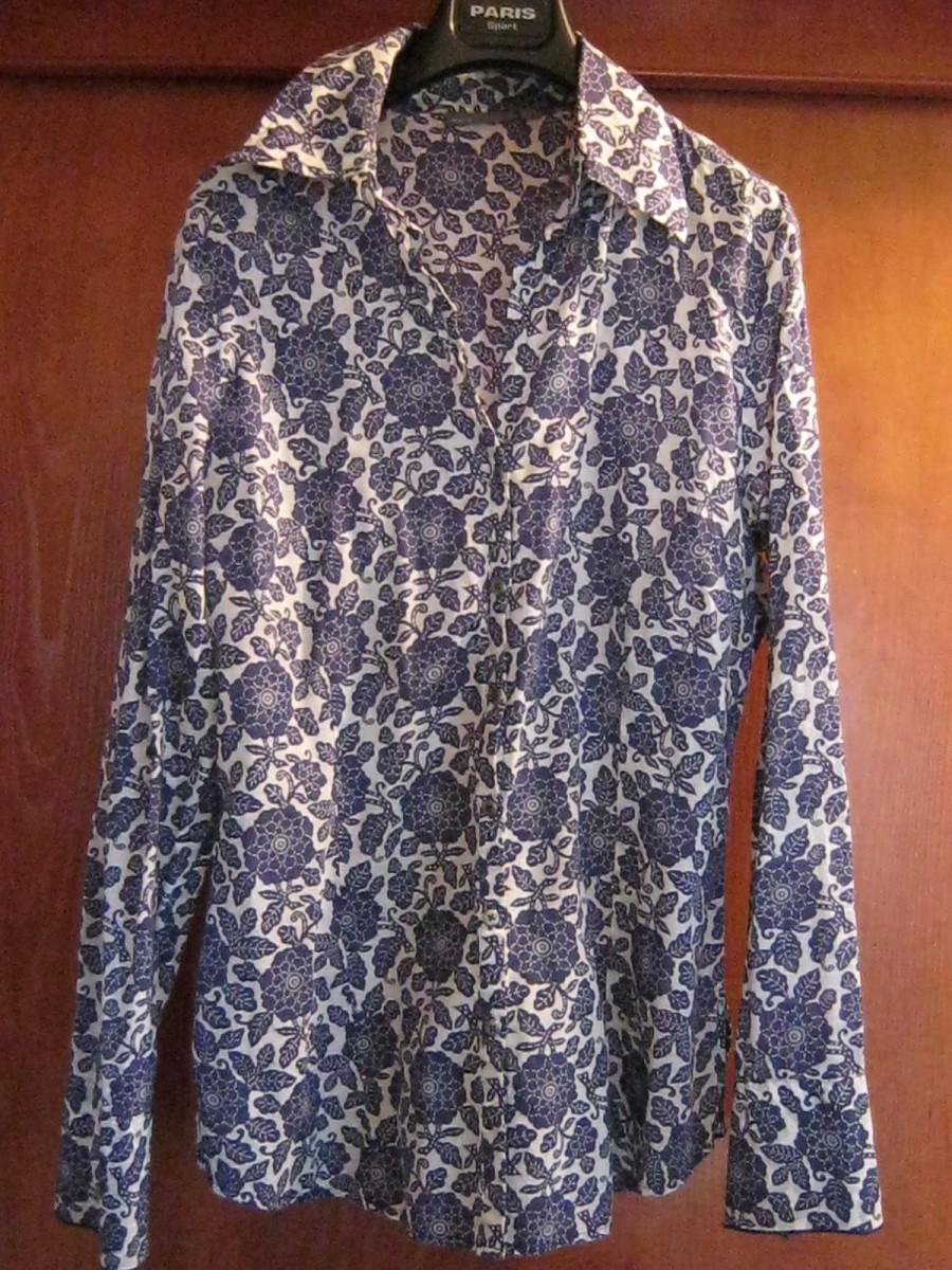 Женская стильная рубашка , пр-во Италия