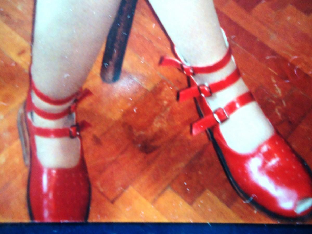 Туфли-босоножки подростковые ортопедические (без стельки)