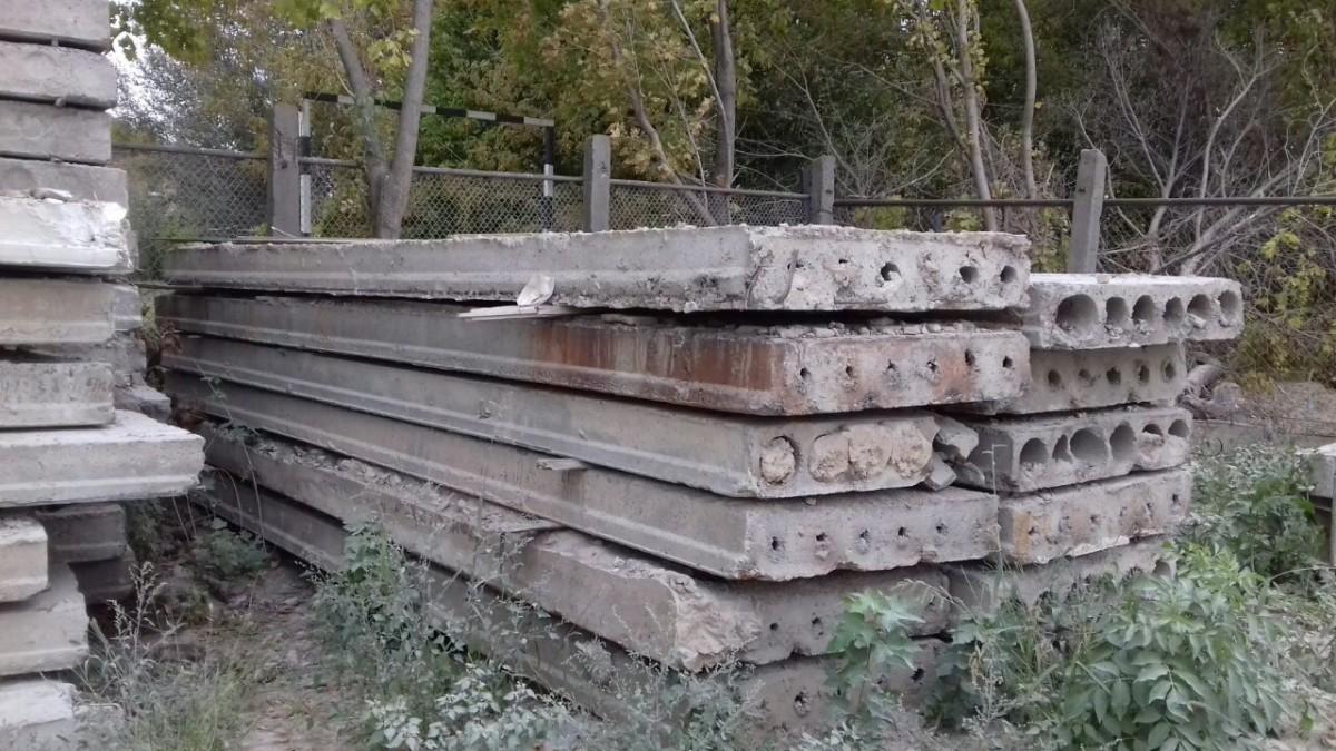 Плиты перекрытия б/у Киев