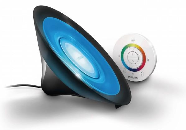 LED светильник Philips LivingColors Aura Black 70998/30/PH