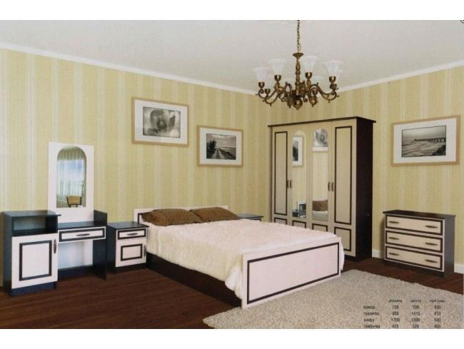 Кровать двухспальная 160х200см