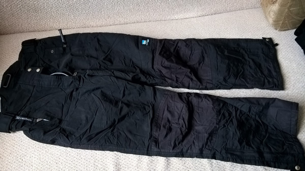 Продам штаны лыжные (теплые зимние)