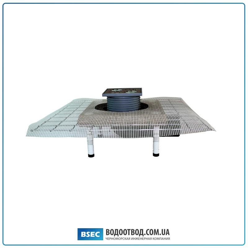 Трап для балконов и террас hl80c - cтроительные услуги житом.