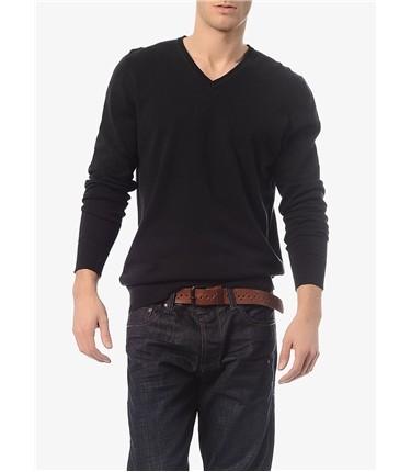 Свитер мужской пуловер Colin's Basics. Размер XL-XXL .