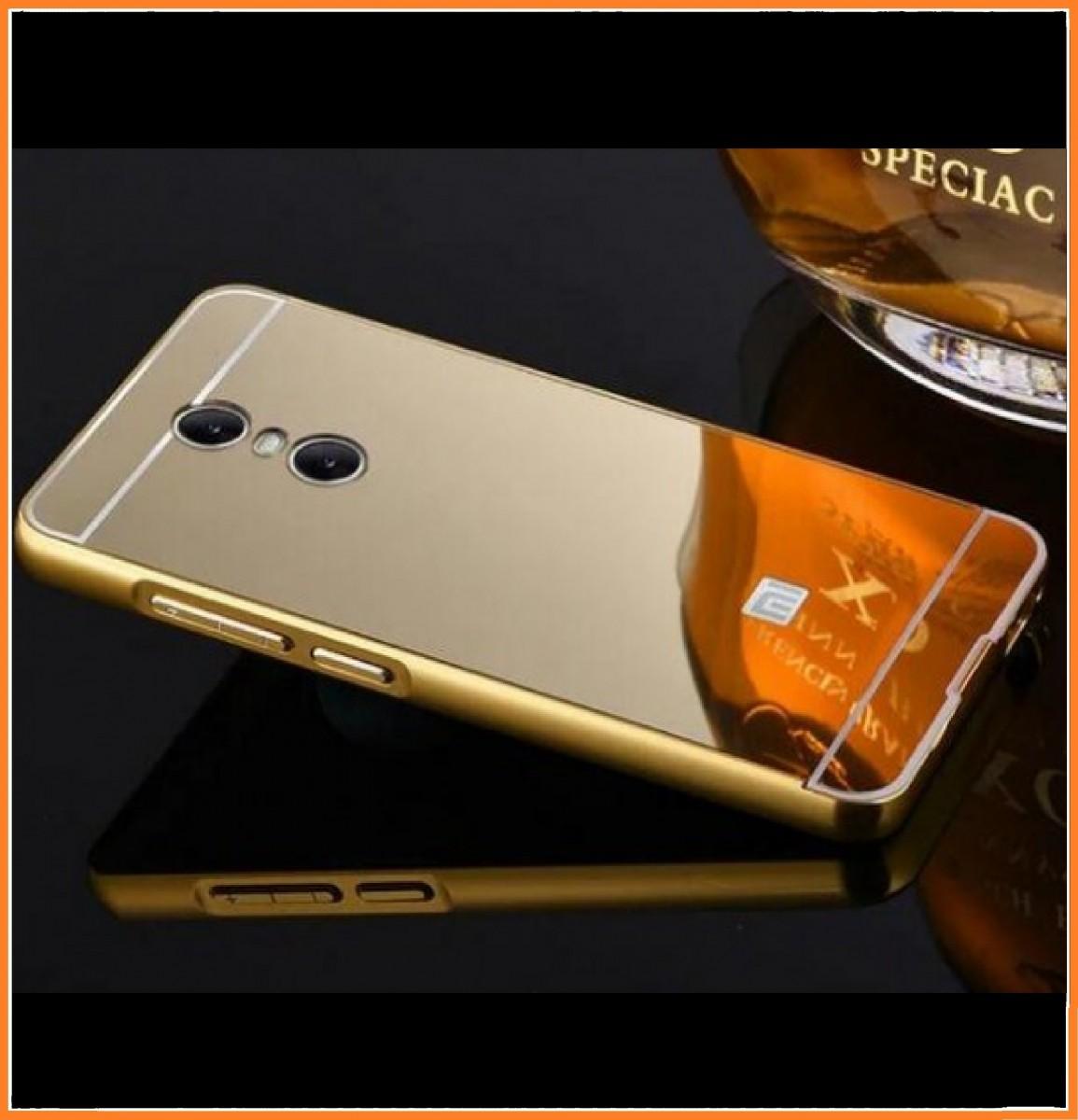 Чехол Mirror для Xiaomi Redmi Note 4X Gold