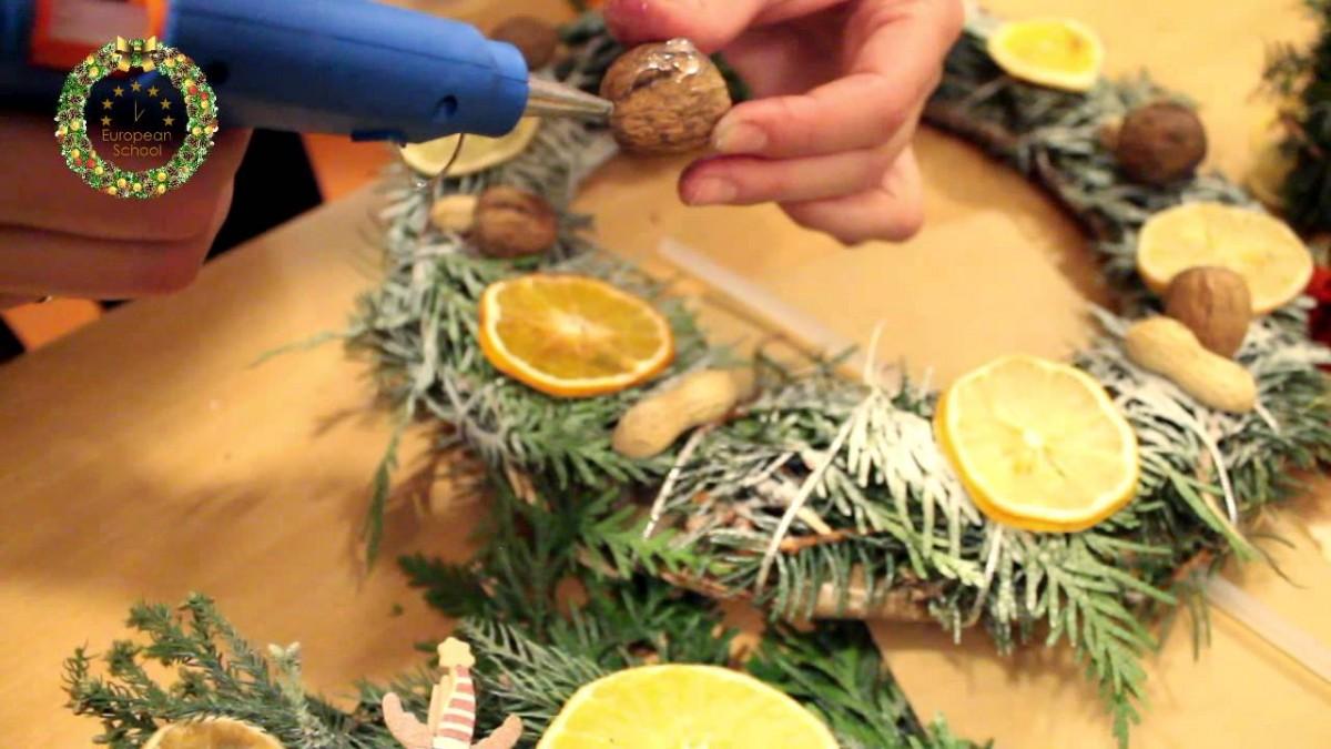Виробництво різдвяних композицій - Польща