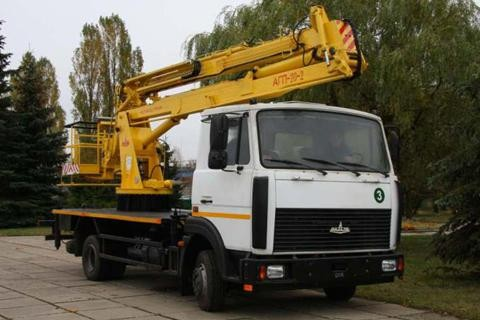 Продам Автоподъемник МАЗ АГП-20-8 2017 года