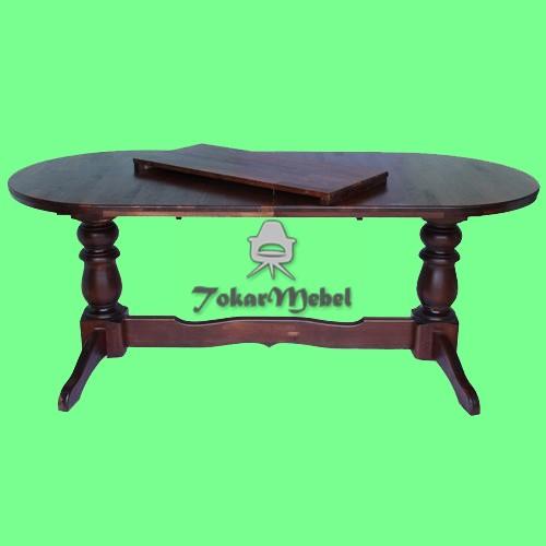 Деревянный стол раскладной Аврора, 180х80