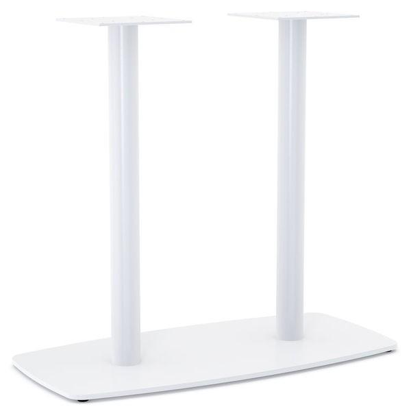 Металлические основание под стол. Опора для стола. База под стол.