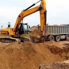 песок на бетонные работы, щебень доставка одесса