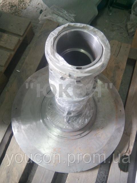 Планшайба гранулятора ОГМ 1,5