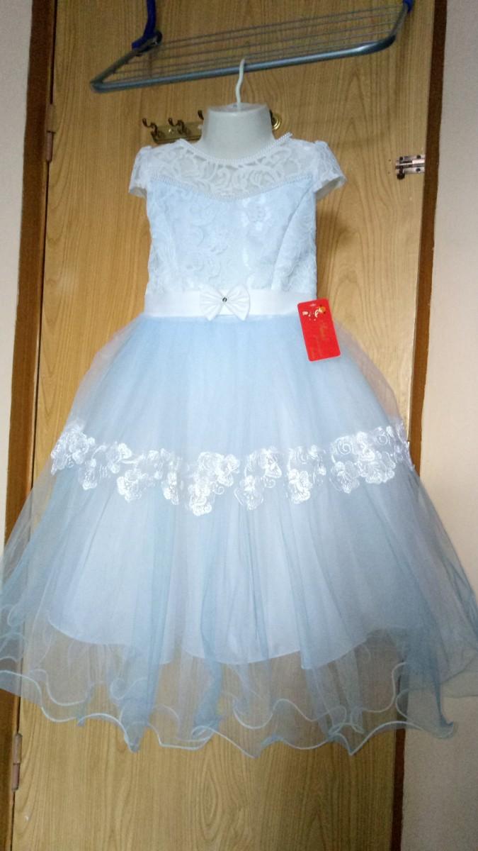 Бальное платье, корсет