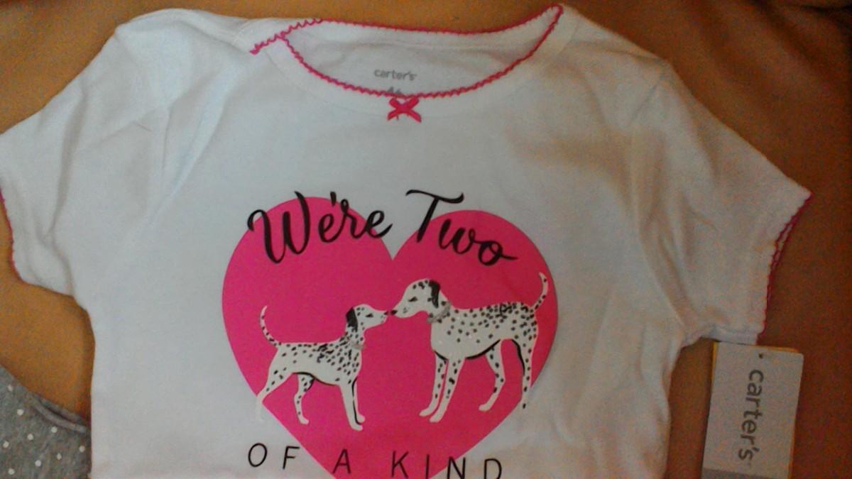 пижамы картерс 3 - 5 лет девочкам