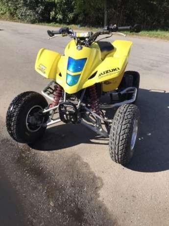 Продам Квадроцыкл Suzuki 400