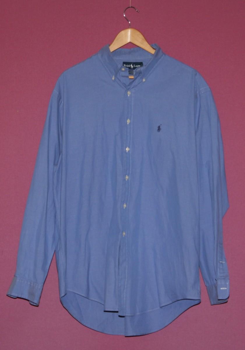 Рубашка Polo Ralph Lauren XL-XXL