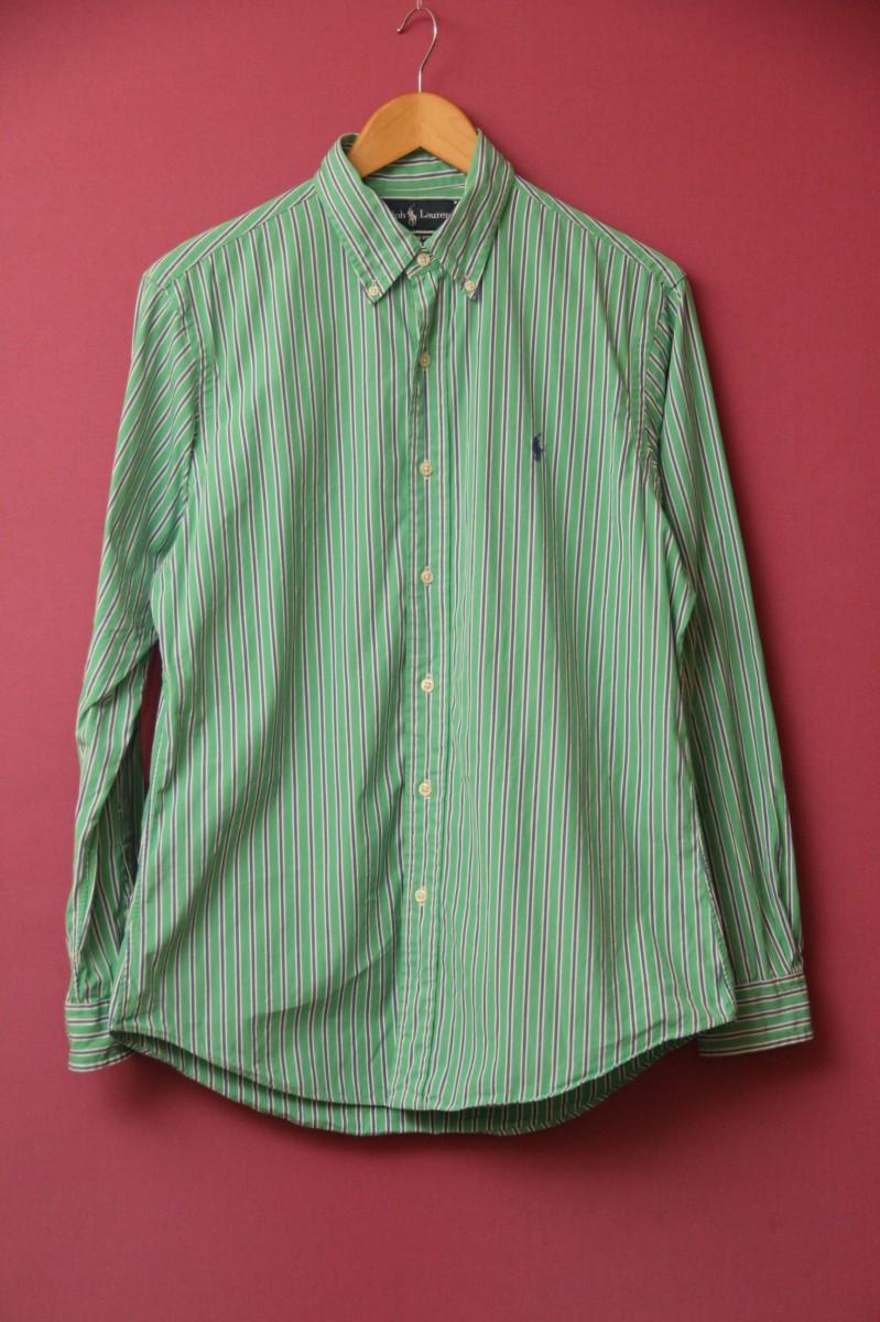Polo Ralph Lauren рубашка рр М оригинал в отличном состоянии