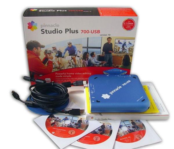 Pinnacle Studio Plus 700-USB