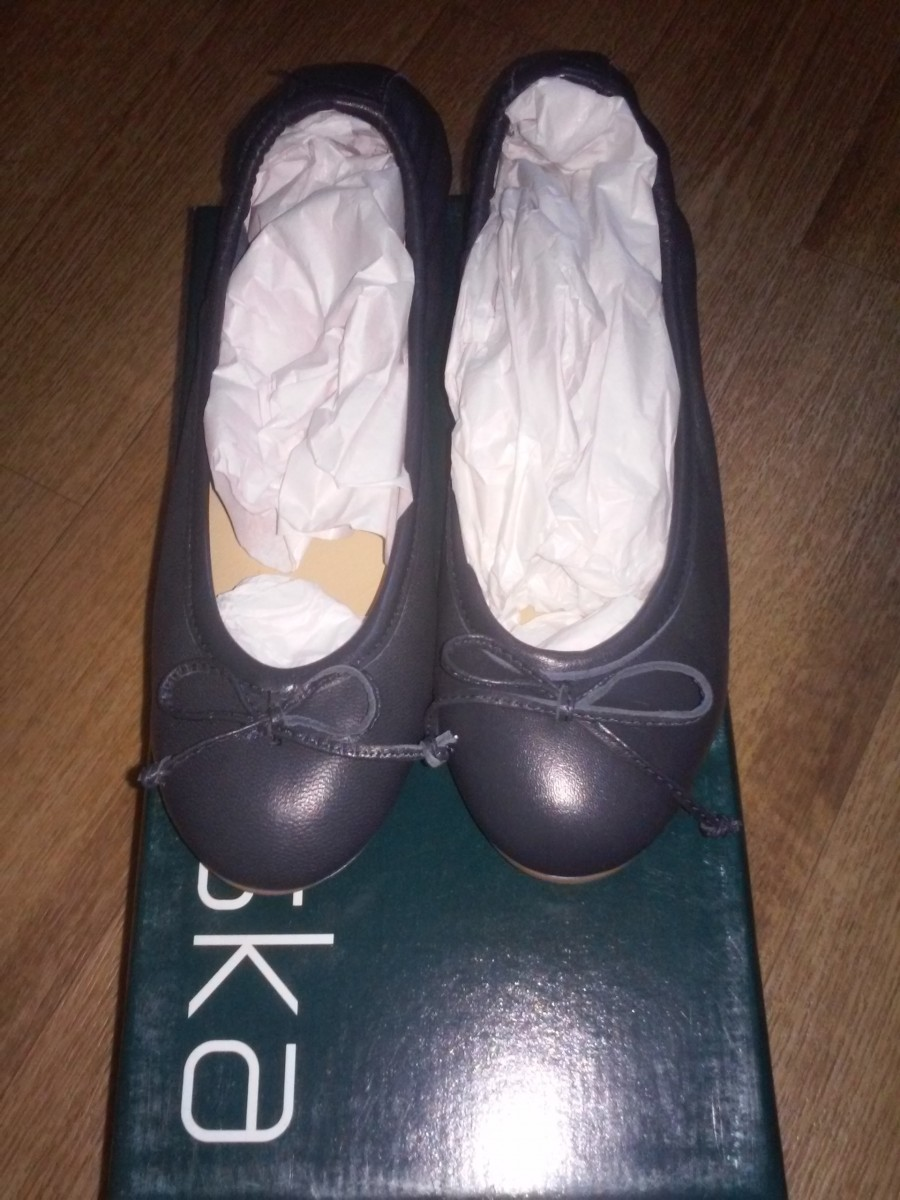 Туфли braska новые