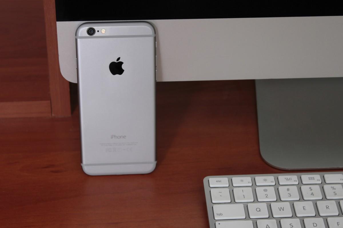 Apple iPhone 6 16Gb Space Grey (Neverlock)