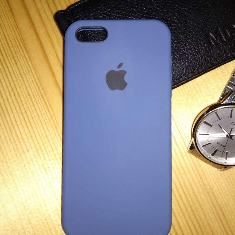 Silicon case iphone5/5s/SE