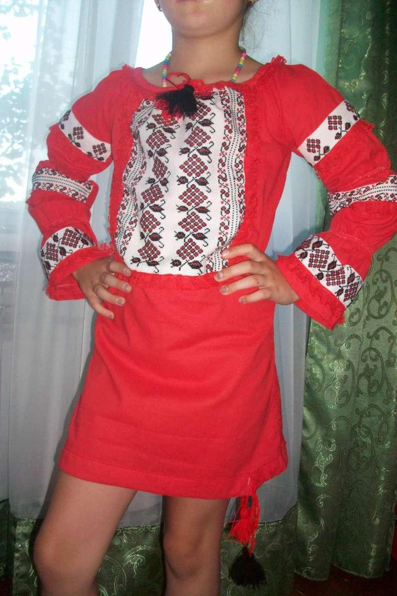 Вишиванка  вишиваночка  вишите плаття  вышиванк...  320 грн ... 0409763270c72