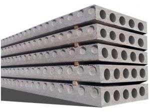 Плиты перекрытия железобетонные ширина 1м