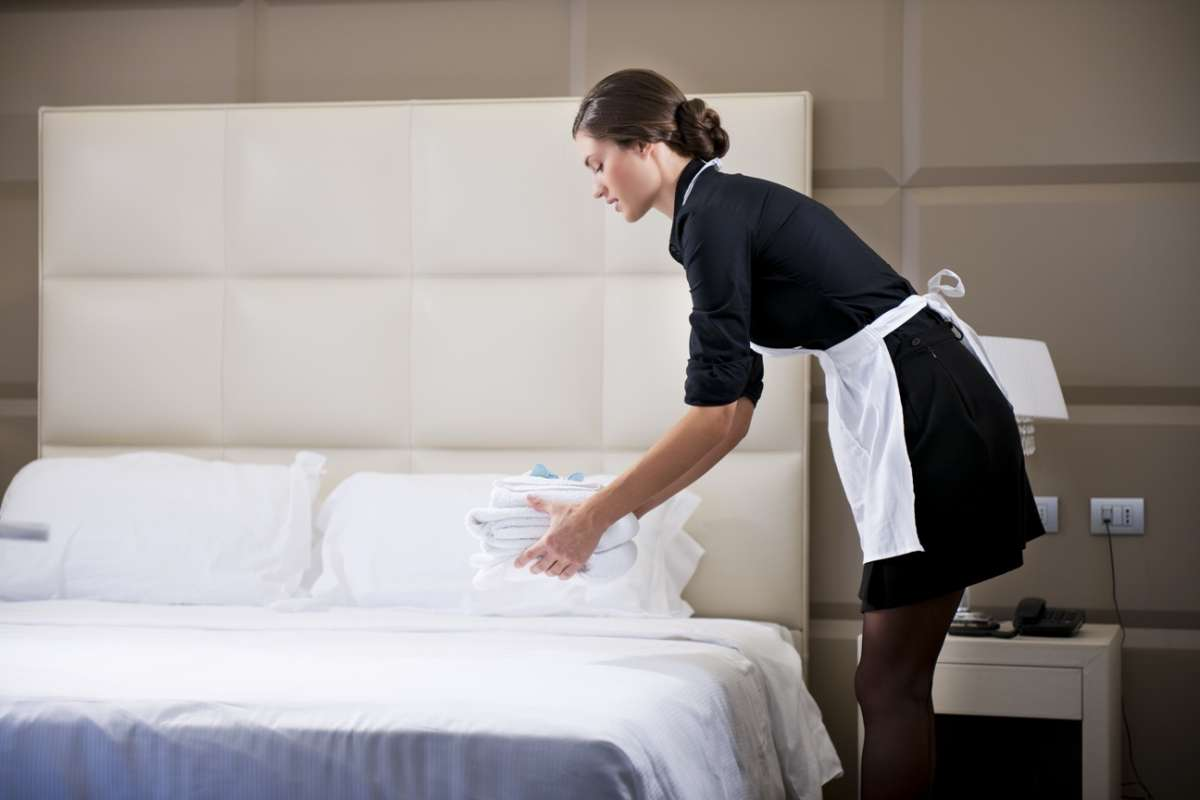 Потрібні покоївки для прибирання номерів в готелях Варшави