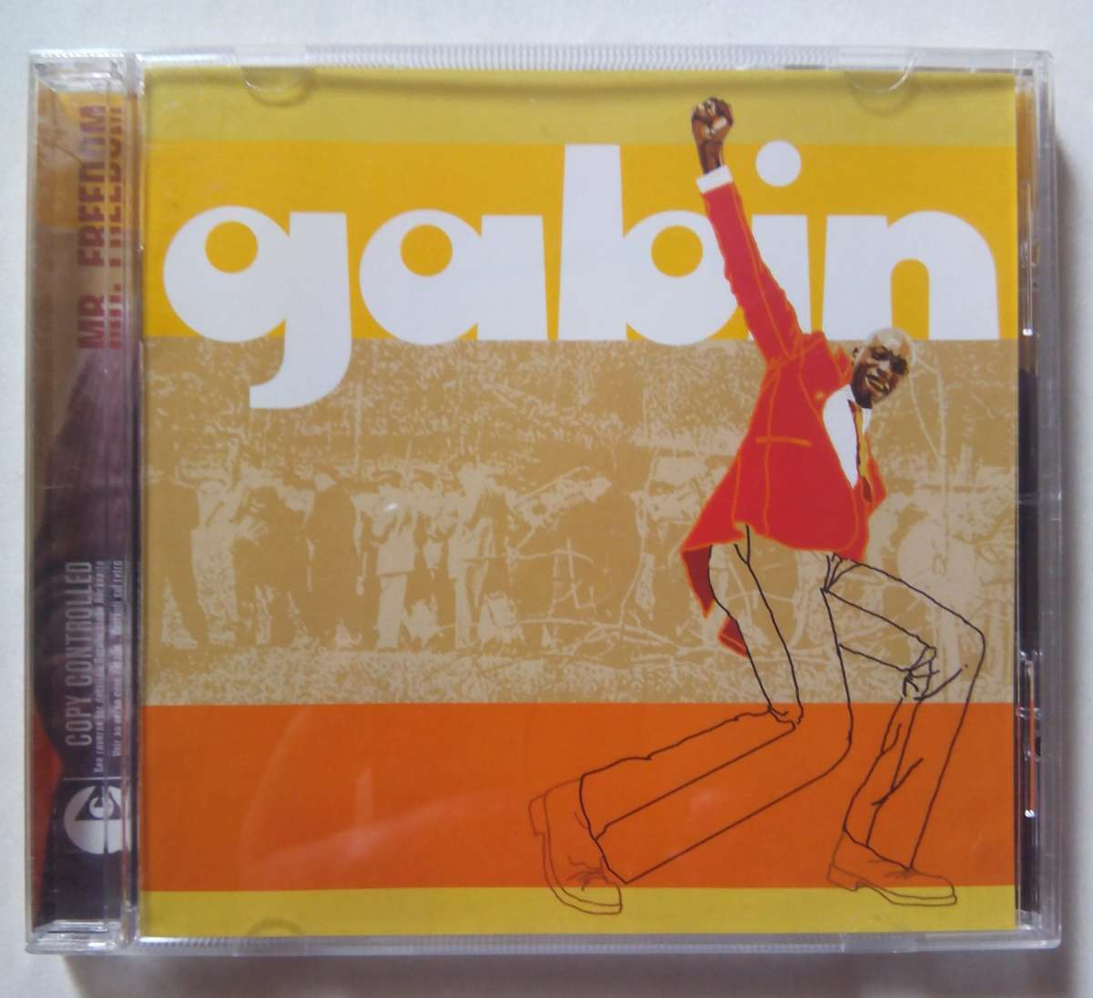 """ Gabin. Mr Freedom"" - CD диск"