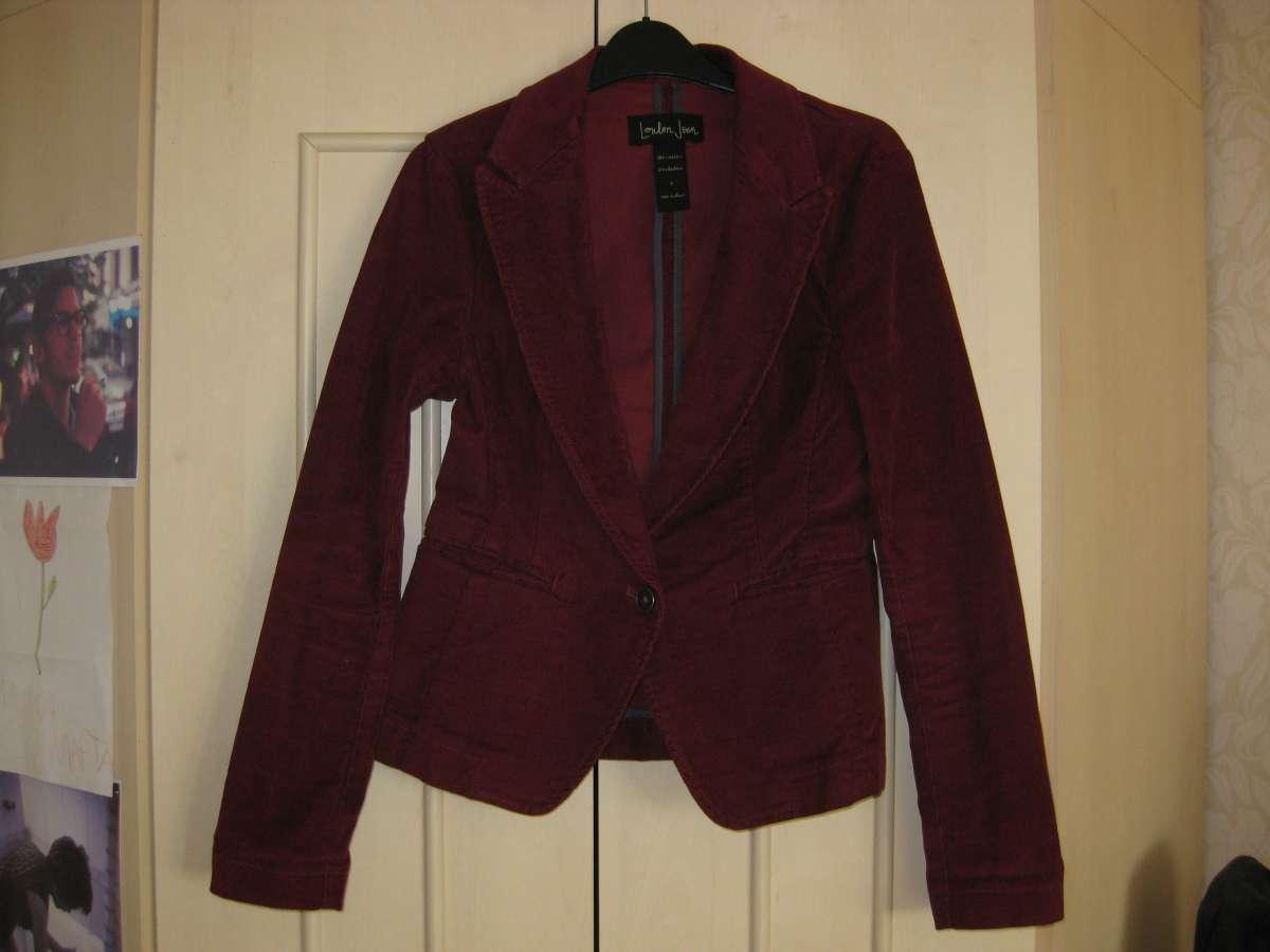 Продам пиджак вельветовый Victoria's Secret