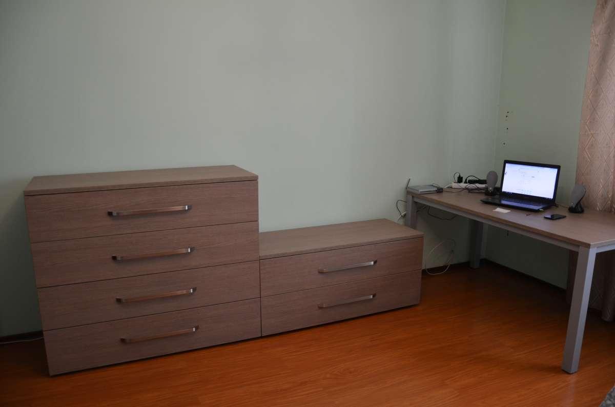 Мебель (комоды, тумба для обуви)