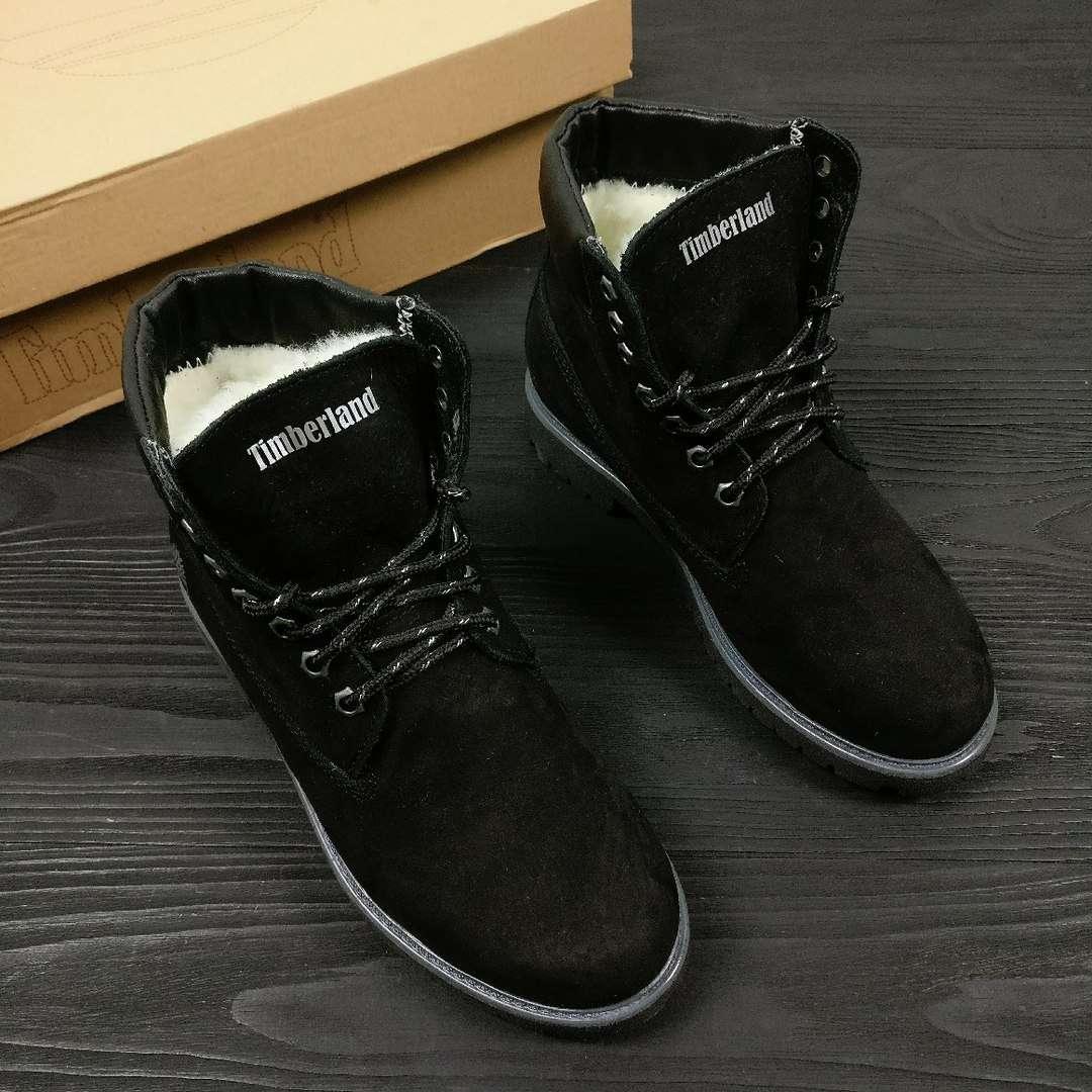Женские ботинки Тimberland на зиму | Тимберленды