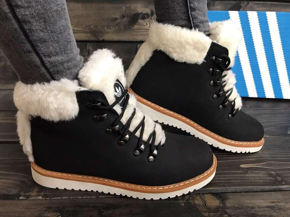 Женские ботинки от Adidas | Адидас