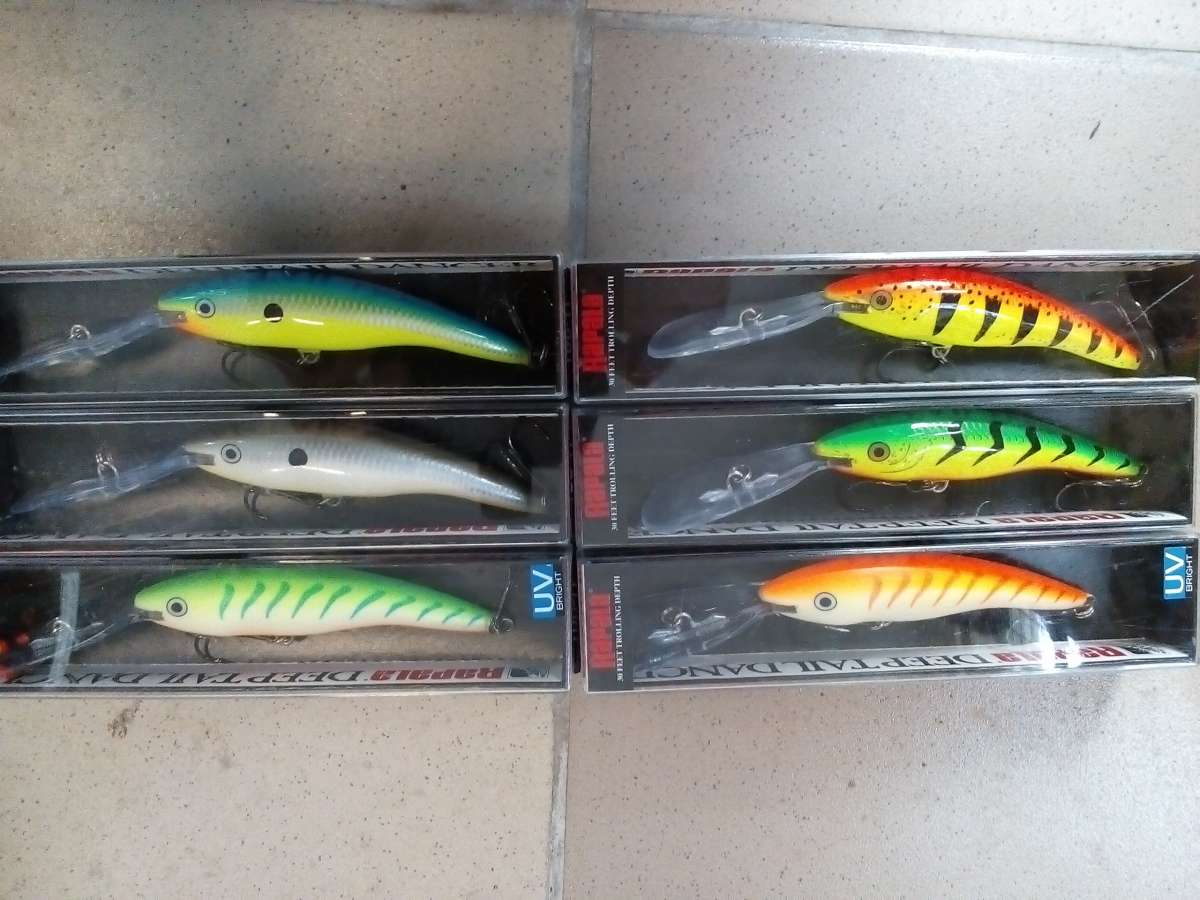 Воблер Rapala Tail Dancer 11