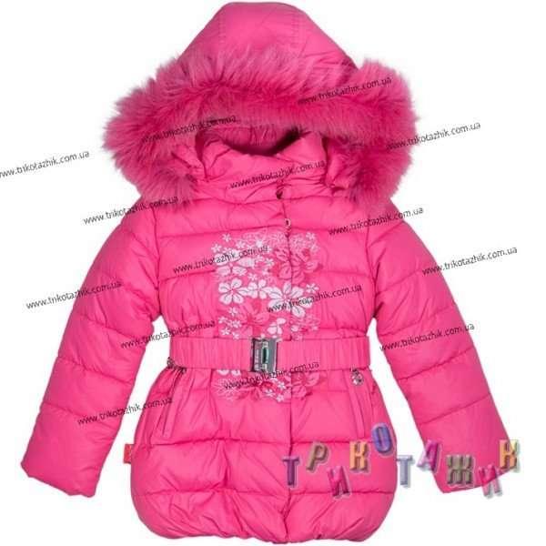 Пальто для девочки м. 1705