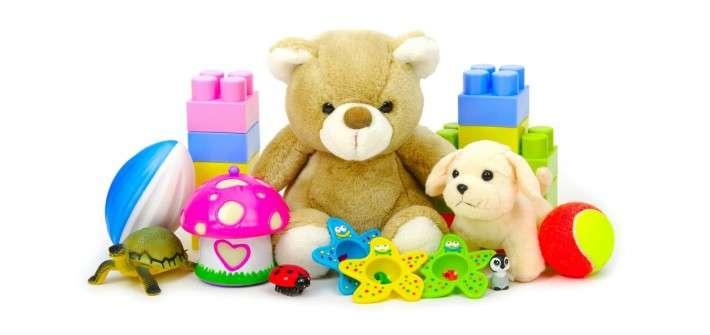Сортування іграшок