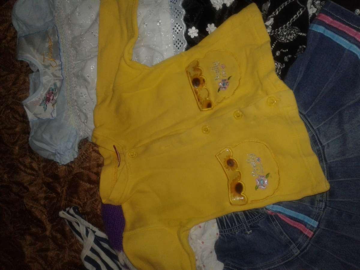 набор детской одежды
