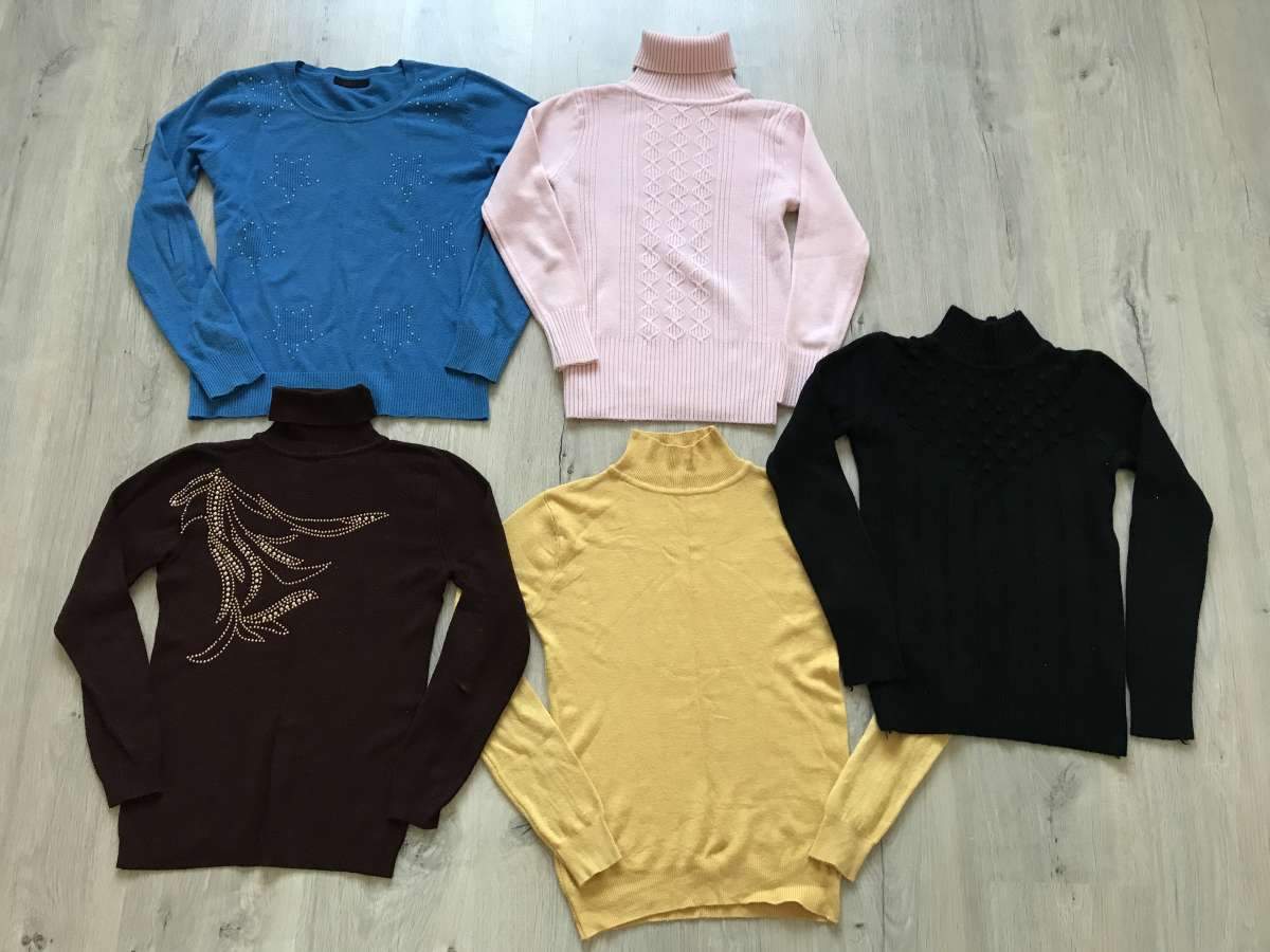 Теплые свитера дешево