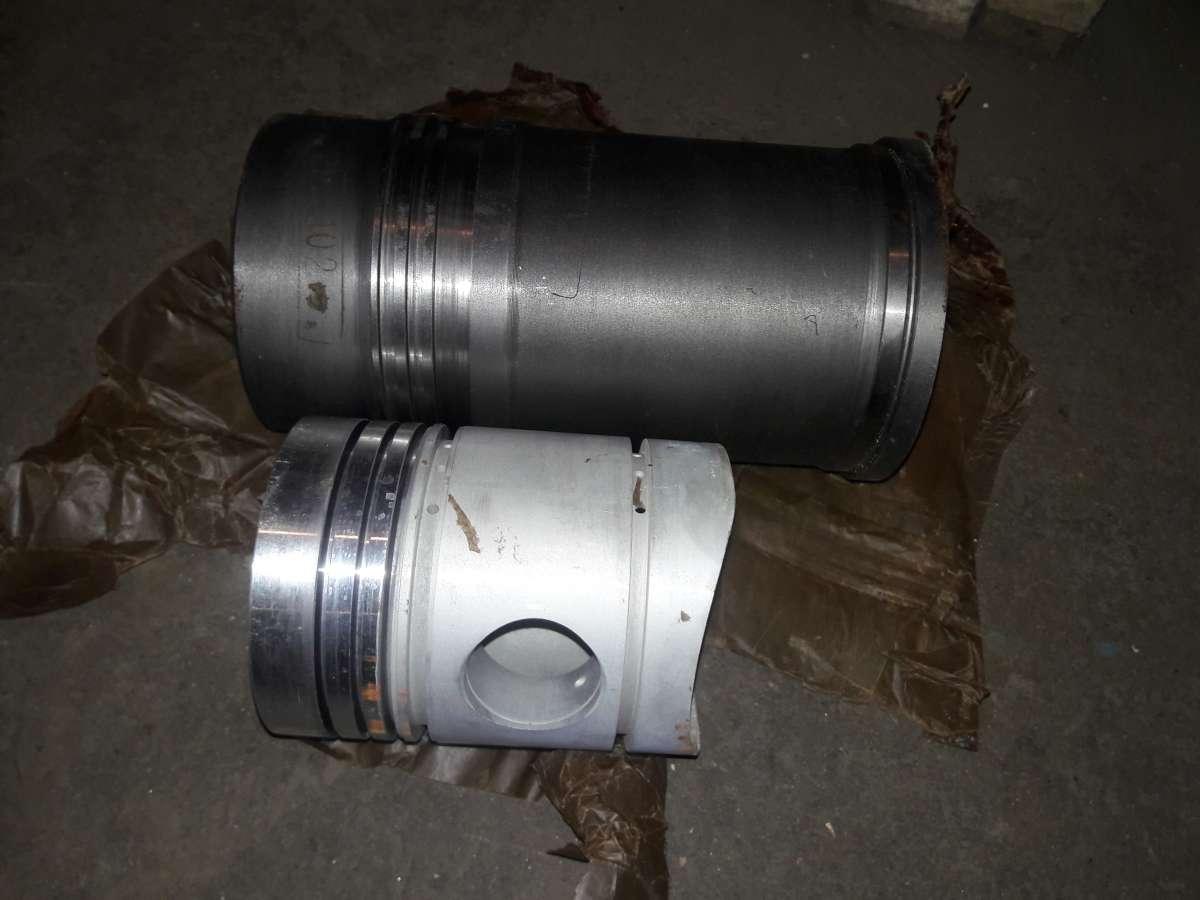 Гильзо-комплект МАЗ (ГП) ЯМЗ-236,238 (пр-во Новатор) (поршень на 5 кол