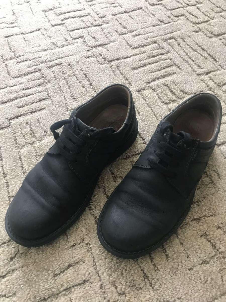 кожена обув