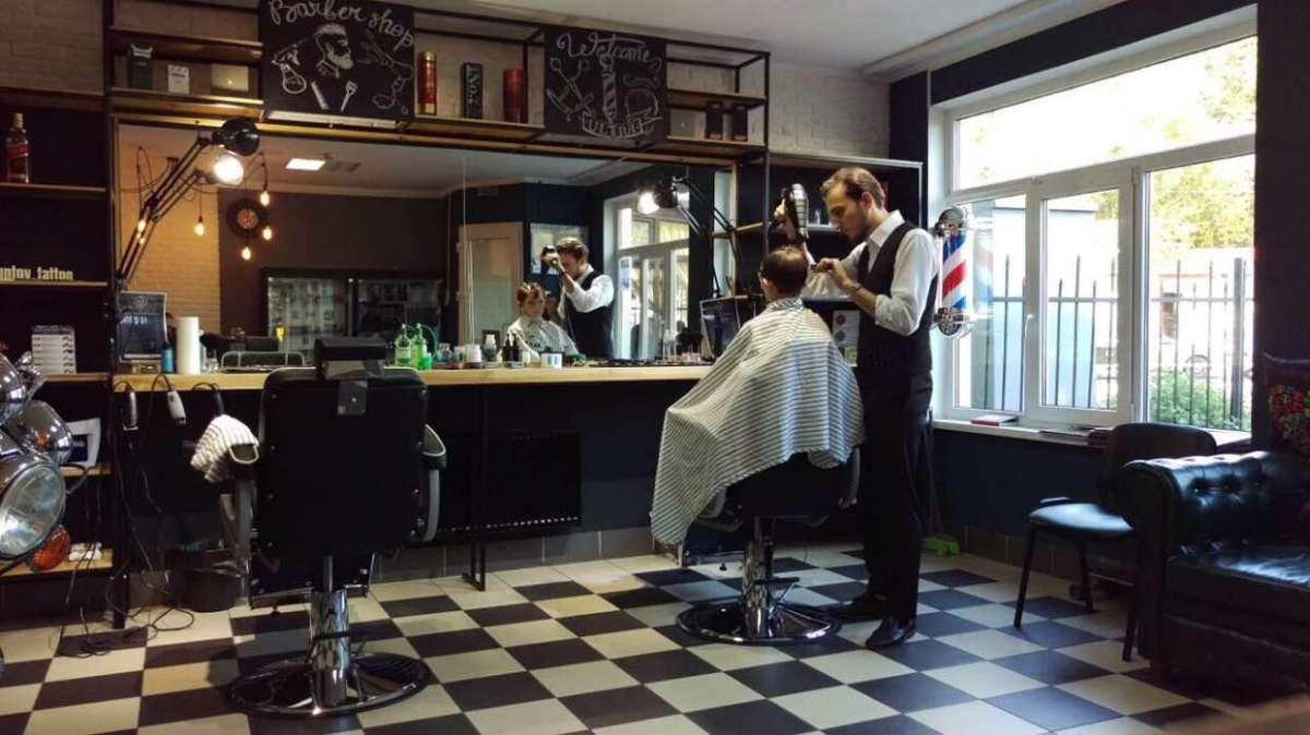 Барбершоп Tattoo&Barbershop Ultra