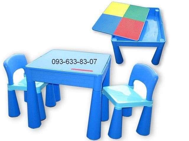 Столик+2 стульчика TEGA Mamut, Польша, Акция!