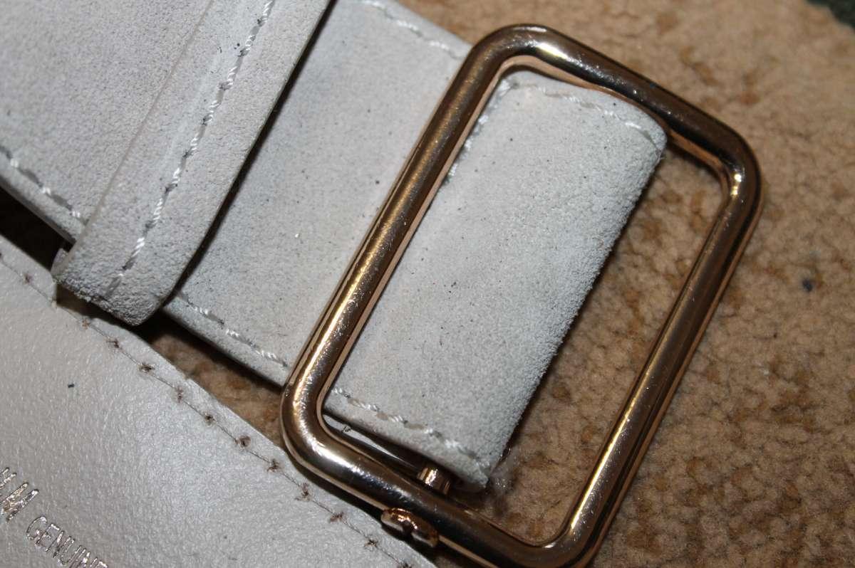 Шкіряно-замшевий ремінь H amp M  355 грн - Мода и стиль   Аксессуары ... e081e0aa86b30